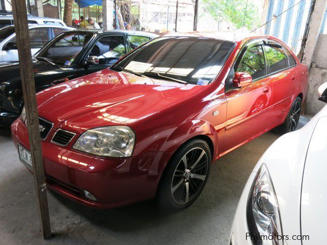 Used Chevrolet Optra for sale in Pasig City