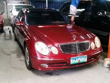 Pre-owned Mercedes-Benz E240 for sale in