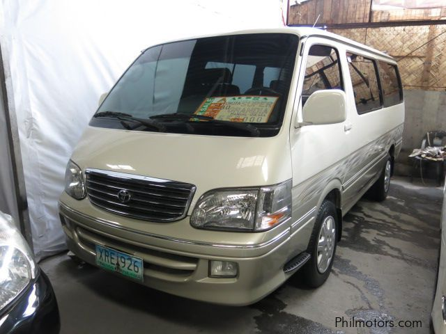 Used Toyota hi-ace super grandia for sale in Pasig City