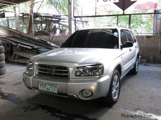 Used Subaru Forester Z0X for sale in Pasig City