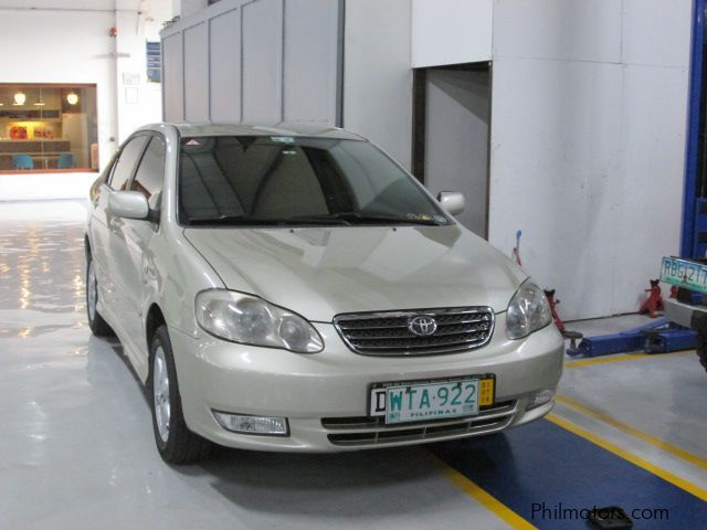 Used Toyota Altis WTi for sale in Muntinlupa City