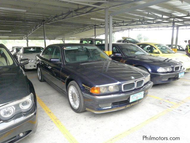 Used BMW 740i for sale