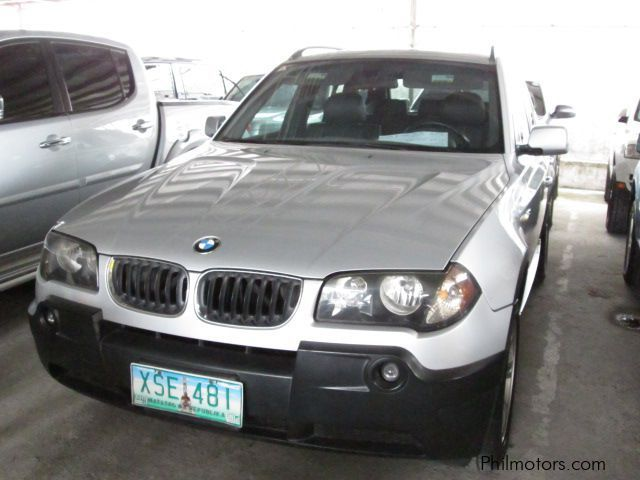 Used BMW x3 for sale in Muntinlupa City