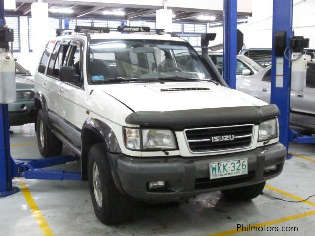 Used Isuzu trooper for sale in Muntinlupa City