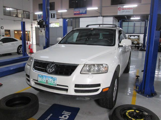 Used Volkswagen Touareg for sale in Muntinlupa City