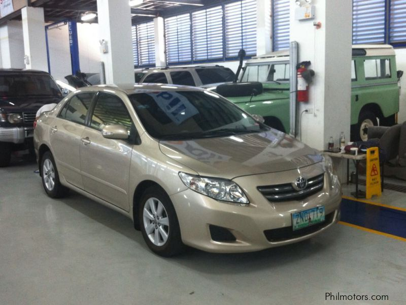 Used Toyota Corolla Altis for sale in Muntinlupa City