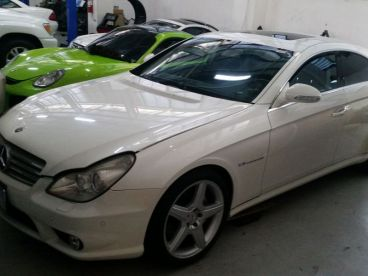 Pre-owned Mercedes-Benz CLS 55  AMG (original) for sale in