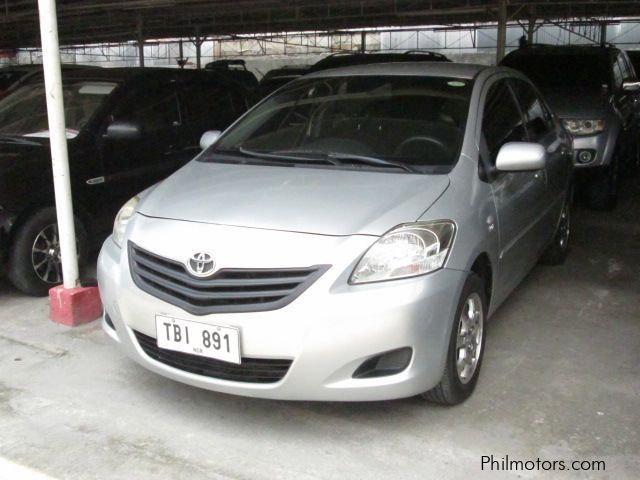 Used Toyota Vios e for sale in Muntinlupa City