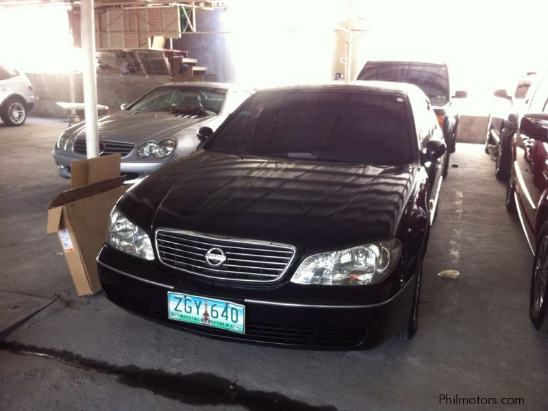 Used Nissan Cefiro for sale in Muntinlupa City