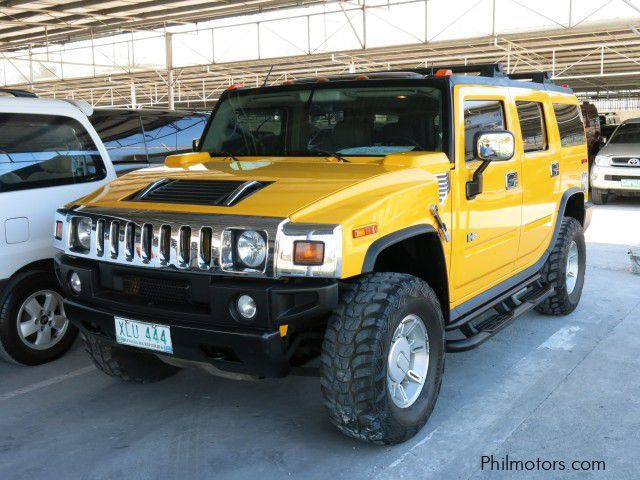 Used Hummer H2 for sale in Muntinlupa City