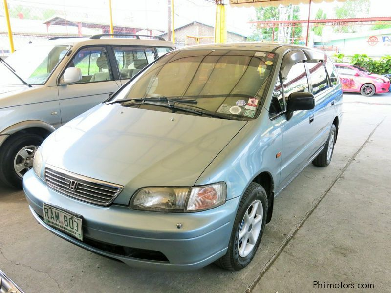 Used Honda Odyssey for sale in Las Pinas City