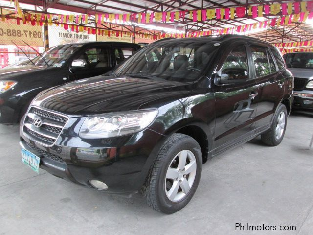 Used Hyundai Santa Fe for sale in Las Pinas City