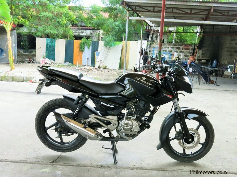 Used Kawasaki Rouser 135  for sale in Las Pinas City