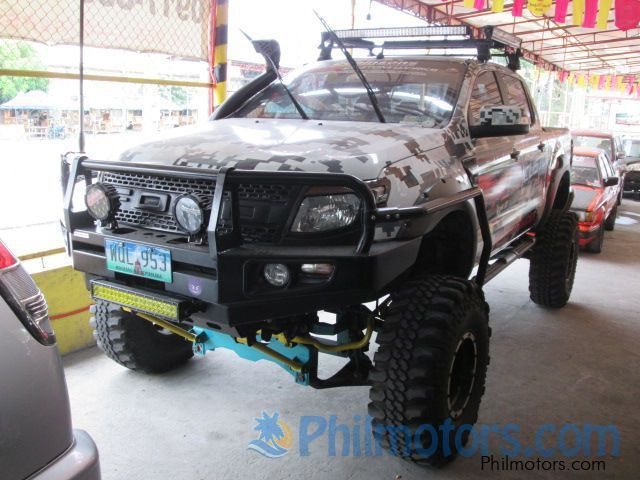 Used Ford Ranger XLT for sale in Las Pinas City