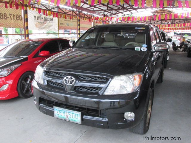 Used Toyota Hilux for sale in Las Pinas City