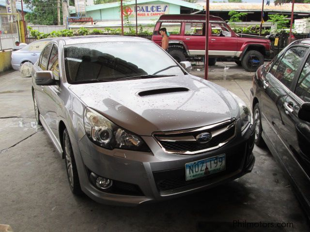 Used Subaru Legacy for sale in Las Pinas City