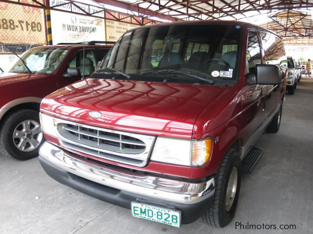 Used Ford E150 Chateau for sale in Las Pinas City