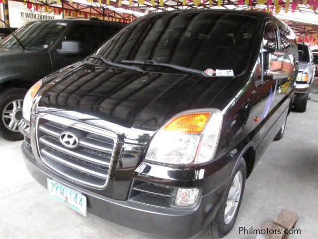 Used Hyundai Starex GRX for sale in Las Pinas City