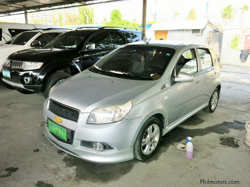 Used Chevrolet Aveo LS for sale in Pasay City