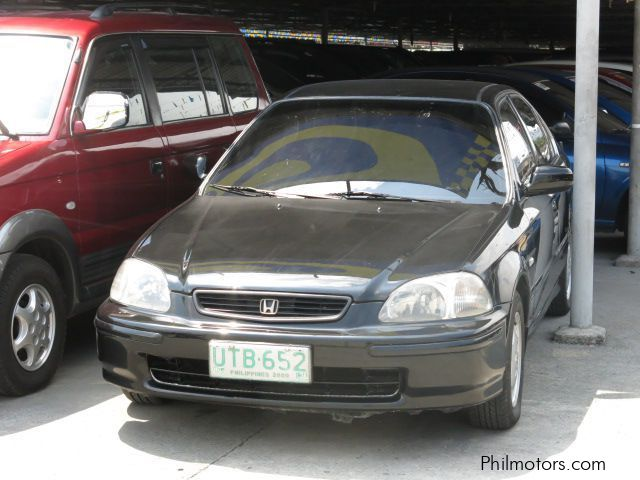Used Honda Civic for sale in Pasay City