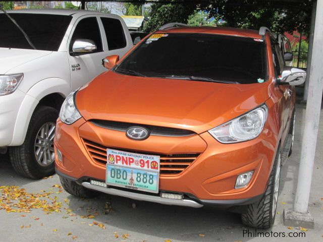 Used Hyundai Tucson iX for sale in Pasay City