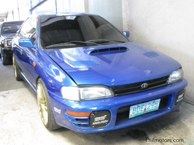 Used Subaru WRX for sale in Quezon City