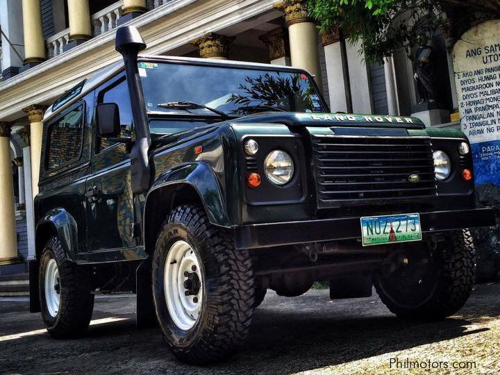 Used Land Rover Defender pumA for sale in
