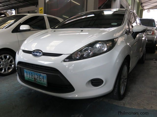 Pre-owned Ford Fiesta for sale in Quezon City