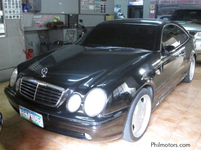 Used Mercedes-Benz CLK 320 for sale in Quezon City