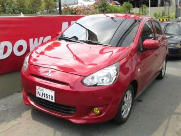 Pre-owned Mitsubishi Mirage GLX for sale in