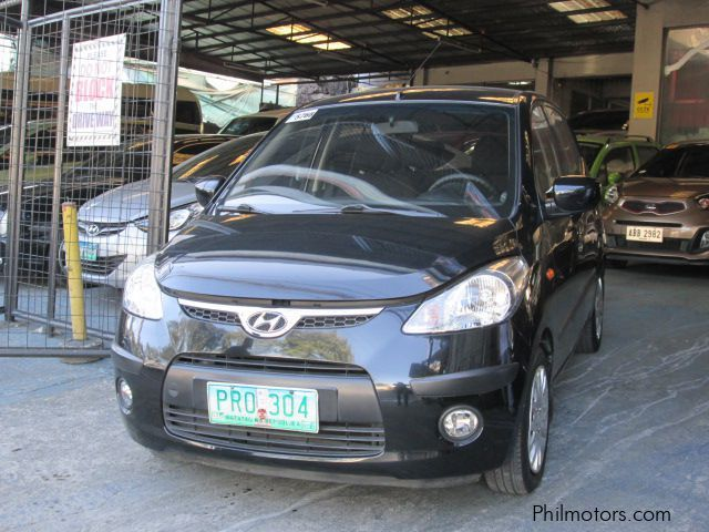 Used Hyundai i10 GLS for sale in Quezon City