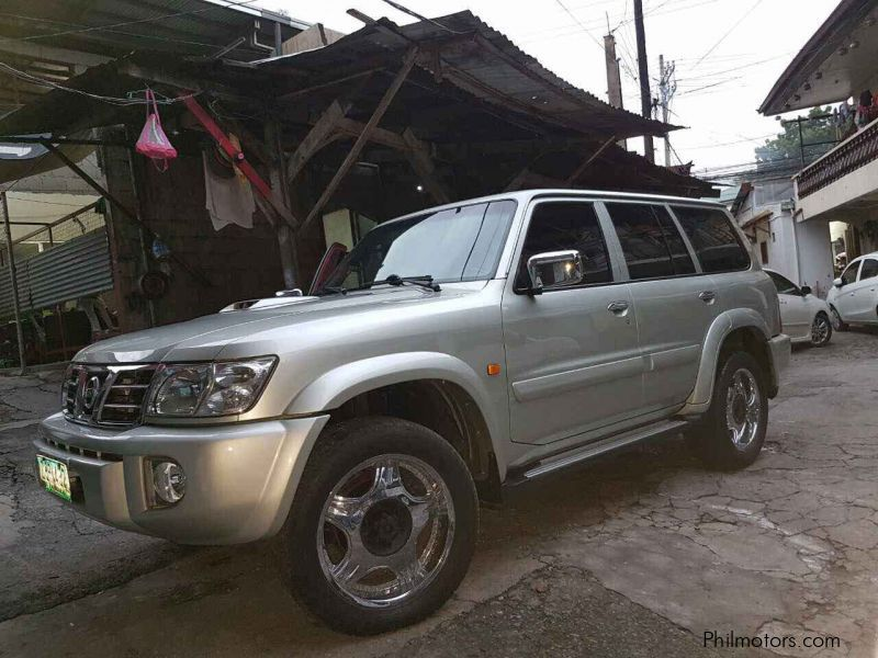 Used Nissan Patrol presidetial edition for sale in