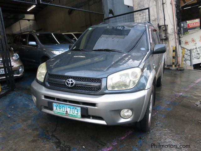 Used Toyota Rav 4 for sale in Quezon City