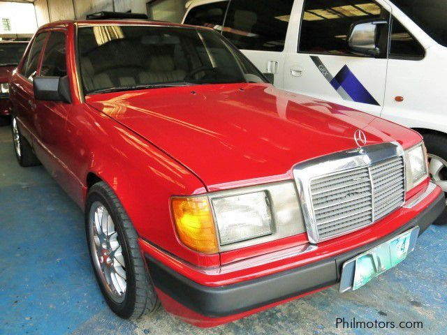 Pre-owned Mercedes-Benz 300 E for sale in Quezon City