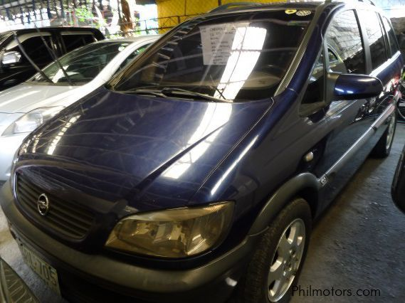 Used Chevrolet Zafira for sale in Pasay City