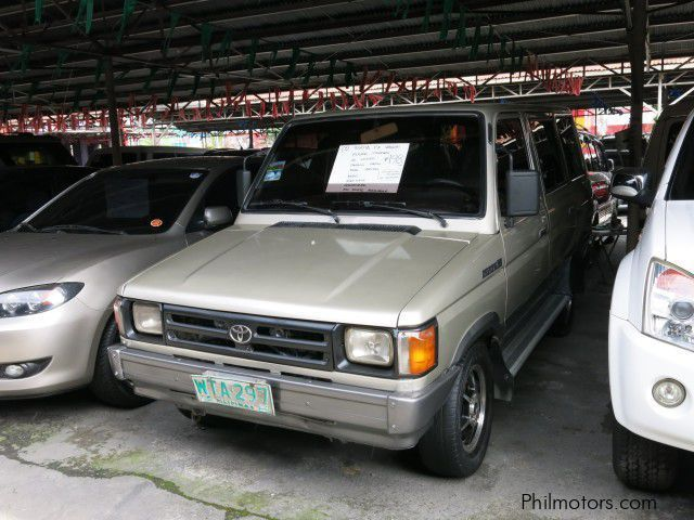 Used Toyota Tamaraw FX for sale in Pasay City