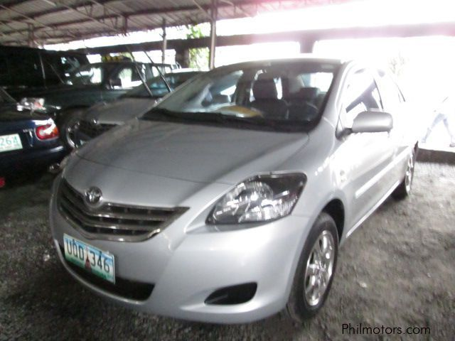 Used Toyota Vios E for sale in Pasay City