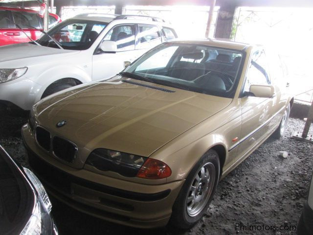 Used BMW 318i for sale in Pasay City