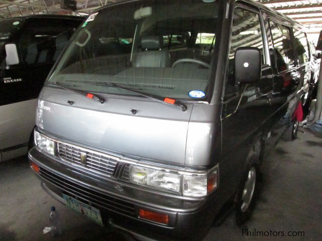 Used Nissan Urvan Shuttle VX for sale in Pasay City