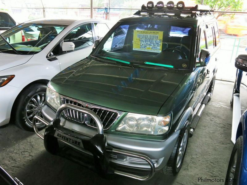 Used Mitsubishi Adventure for sale in Pasay City