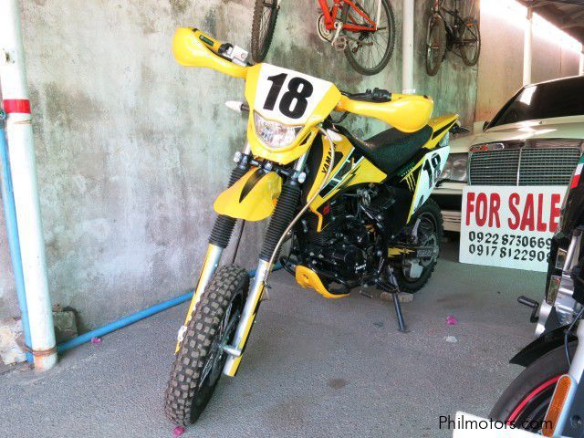Used Yamaha Motor Bike for sale in Paranaque City