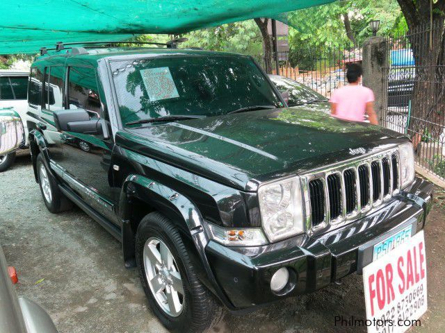 Used Jeep Commander for sale in Paranaque City
