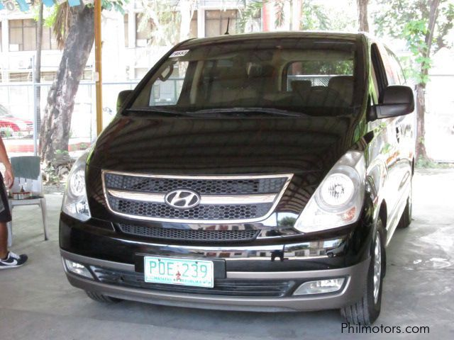 Used Hyundai Grand Starex VGT for sale in Pasig City