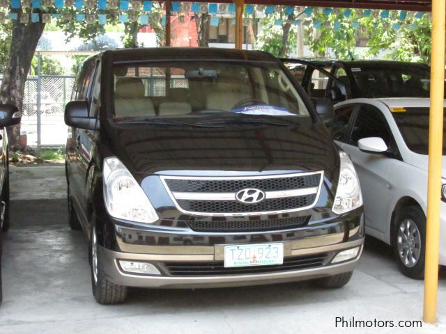 Used Hyundai Grand Starex Gold for sale in Pasig City