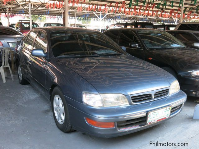 Used Toyota Exsior for sale in Pasay City
