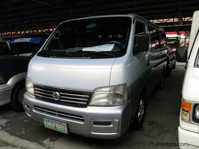 Used Nissan Urvan Estate for sale in Pasay City