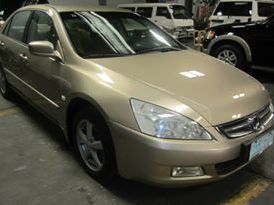 Used Honda Accord for sale in Las Pinas City