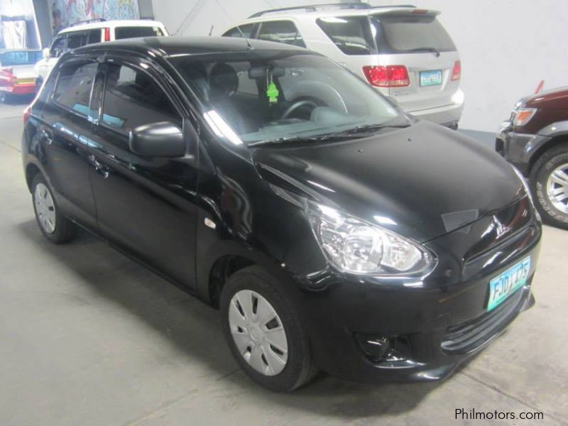 Used Mitsubishi Mirage for sale in Las Pinas City