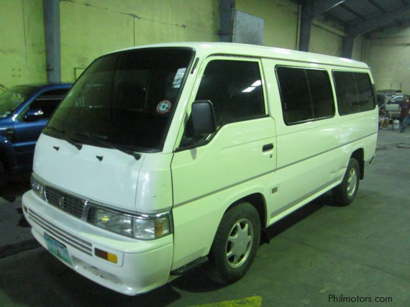 Pre-owned Nissan Urvan for sale in Las Pinas City