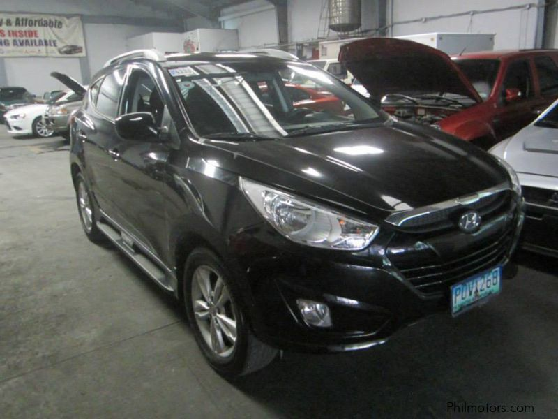 Used Hyundai Tucson for sale in Las Pinas City